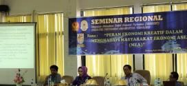 HIMASEP Gelar Seminar Guna Menyambut MEA 2015