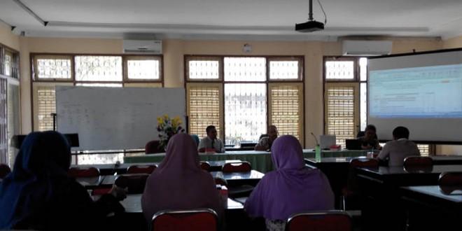 Rapat Penyusunan Draft RKAKL Tahun 2016-2019