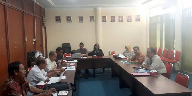 Rapat Senat Komisi II Pembahasan Penetapan Remunerasi