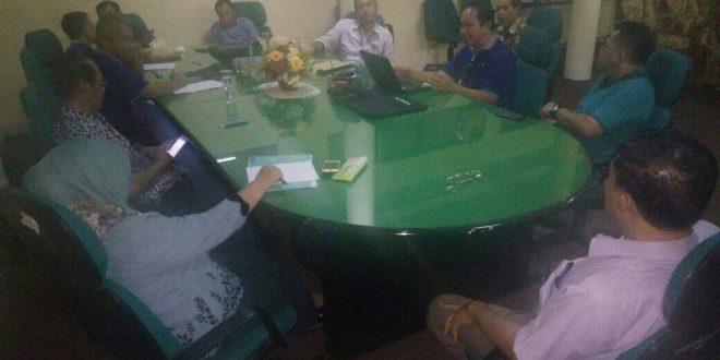 FAPERTA UNTAD mengadakan Rapat Usulan Mata Kuliah Ilmu Pertanian