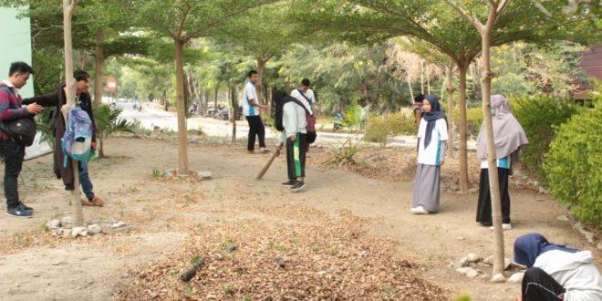 Bakti Lingkungan Semester Genap 2018/2019 Faperta Resmi di Laksanakan